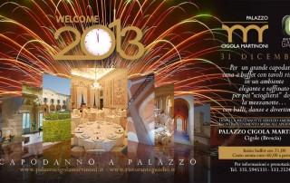Capodanno 2012 a Palazzo Cigola