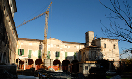 Restauri Palazzo - Box